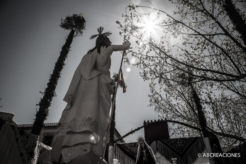 Finaliza la Semana Santa con gran emotividad gracias al apoyo de los galveños