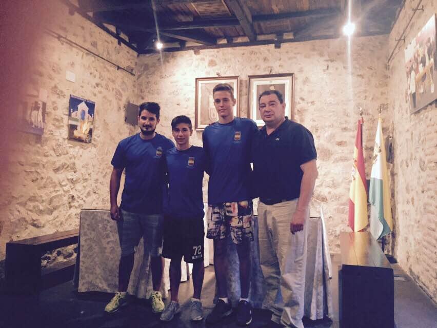 Los karatekas del Kidokan Gálvez Daniel Martín y Alejandro Ortíz se hacen con la Medalla de Oro en la Copa del Mundo de la World Karate Federation celebrada en Croacia