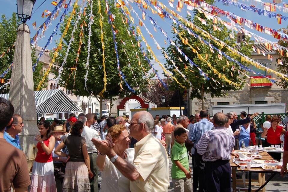Arrancan las Fiestas Patronales de Gálvez 2015
