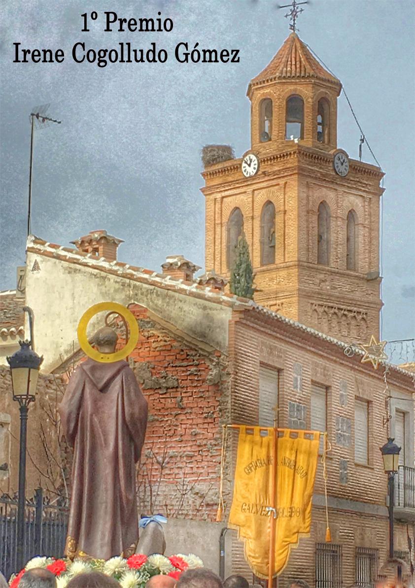 San Antón - de Irene Cogolludo Gómez