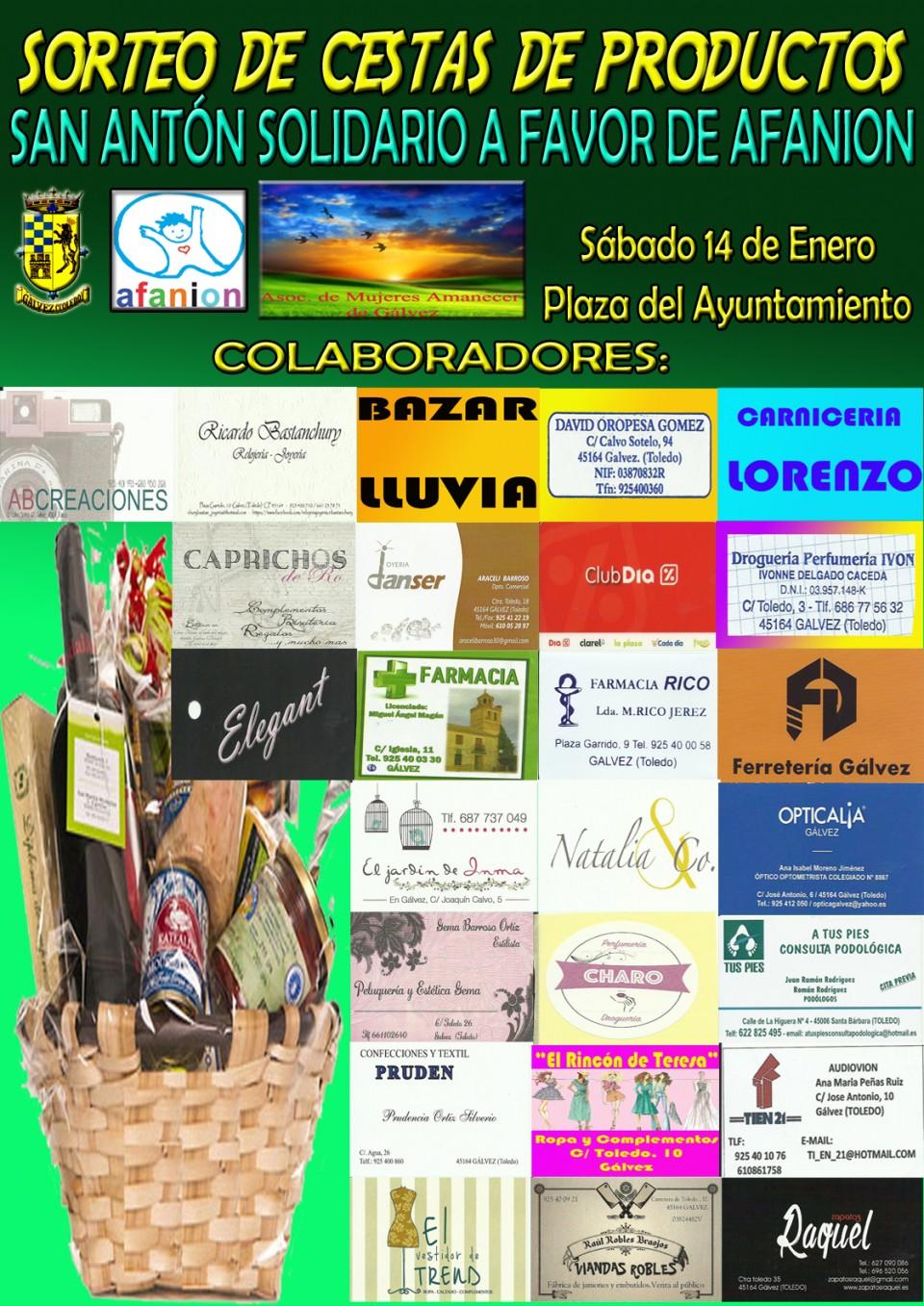 San Antón Solidario A Favor de Afanion