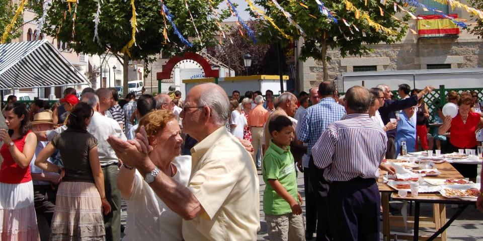 Fiestas de San Agustín