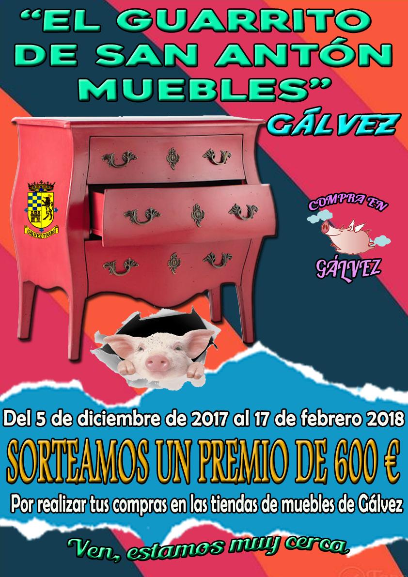 Navidad San Ant N 2017 2018 Ayuntamiento De G Lvez # Muebles Union Castellana