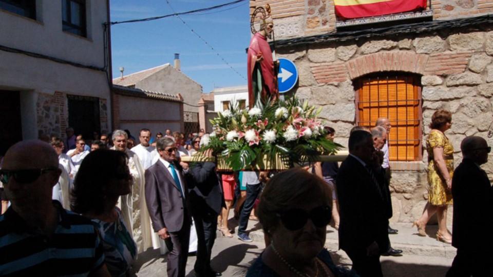 Gálvez se prepara para arder en San Antón con 160 hogueras