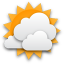 Mostly Cloudy/Windy